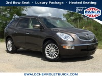 Used, 2008 Buick Enclave CXL, Brown, GP4449A-1