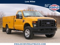 Used, 2008 Ford Super Duty F-350 SRW XL, Gold, GP4658-1