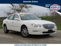 Used, 2009 Buick LaCrosse CX, White, GP4422A-1