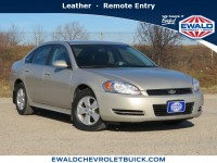 Used, 2009 Chevrolet Impala 3.5L LT, Gold, 19C546D-1