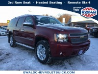 Used, 2009 Chevrolet Suburban LTZ, Red, 18C890A-1