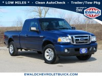 Used, 2009 Ford Ranger XL, Blue, 19C911A-1