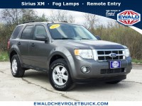 Used, 2010 Ford Escape XLT, White, GN335-1
