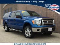 Used, 2010 Ford F-150, Blue, 19C178B-1