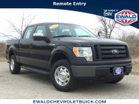 Used, 2010 Ford F-150 XL, Black, 19CF299B-1