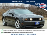 Used, 2010 Ford Mustang GT Premium, Black, 20C128C-1