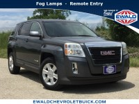 Used, 2010 GMC Terrain SLE-1, Gray, GP4135A-1