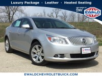Used, 2011 Buick LaCrosse CXL, Silver, GP4350-1