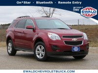 Used, 2011 Chevrolet Equinox LT w/1LT, Red, 20C362A-1