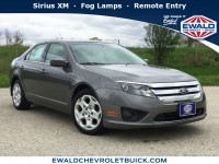 Used, 2011 Ford Fusion SE, Gray, GP4398A-1