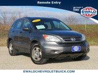 Used, 2011 Honda CR-V LX, Gray, 19C575A-1