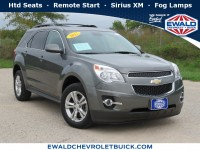 Used, 2012 Chevrolet Equinox LT w/2LT, Gray, 20C18A-1
