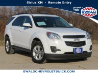 Used, 2012 Chevrolet Equinox LT w/1LT, White, 20C22A-1