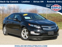 Used, 2012 Chevrolet Volt 5dr HB, Black, 19C1050A-1