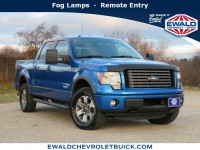 Used, 2012 Ford F-150, Blue, 19C1048A-1