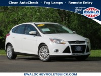 Used, 2012 Ford Focus 5-door HB SEL, White, GP4648A-1