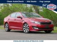 Used, 2012 Kia Optima SX, Red, 20C300A-1