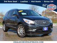 Used, 2013 Buick Enclave Leather, Black, 19B86A-1