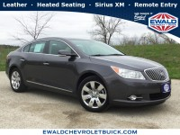 Used, 2013 Buick LaCrosse Leather, Gray, 19C723A-1