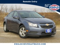 Used, 2013 Chevrolet Cruze LT, Blue, GP4611-1
