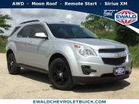 Used, 2013 Chevrolet Equinox LT, Silver, GP4434A-1