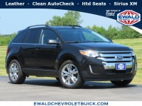 Used, 2013 Ford Edge Limited, Black, 20B66A-1