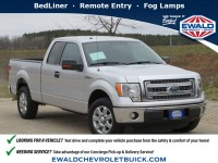 Used, 2013 Ford F-150 XLT, Silver, 20C197A-1