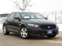Used, 2013 Ford Sedan Police Interceptor 4dr Sdn AWD, Black, GP4610-1