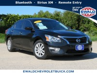 Used, 2013 Nissan Altima 2.5 S, Black, 19C240C-1