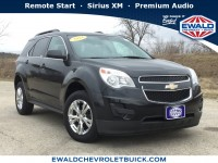 Used, 2014 Chevrolet Equinox LT, Black, 18C1336A-1