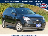 Used, 2014 Chevrolet Equinox LT, Black, 20C5A-1