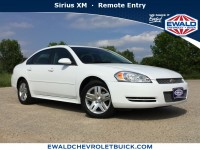 Used, 2014 Chevrolet Impala Limited LT, White, GP4351B-1
