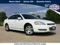 Certified, 2014 Chevrolet Impala Limited LT, White, GP4351B-1