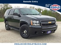 Used, 2014 Chevrolet Tahoe Commercial, Black, GP4397-1