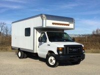 Used, 2014 Ford Econoline Commercial Cutaway E-350 Super Duty 138