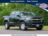Used, 2015 Chevrolet Colorado 4WD WT, Green, 20CF846B-1