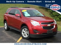Used, 2015 Chevrolet Equinox LT, Red, 19C885A-1