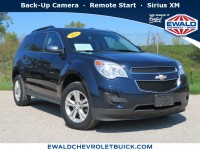 Used, 2015 Chevrolet Equinox LT, Blue, 20C51A-1