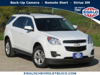 Certified, 2015 Chevrolet Equinox LT, White, 20C54A-1