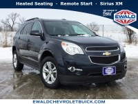 Used, 2015 Chevrolet Equinox LT, Blue, GP4051A-1