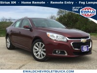 Used, 2015 Chevrolet Malibu LT, Red, 19C422A-1