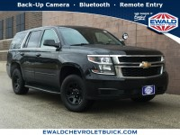 Used, 2015 Chevrolet Tahoe Commercial, Black, 19CF257A-1