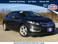 Used, 2015 Chevrolet Volt 5dr HB, Gray, GP4365-1