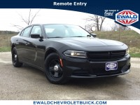 Used, 2015 Dodge Charger Police, Black, GP4362-1