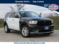 Used, 2015 Dodge Durango Special Service, Black, GP4566-1