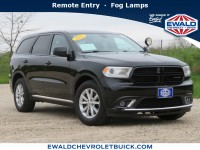 Used, 2015 Dodge Durango Special Service, Black, GP4600-1