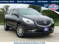 Used, 2016 Buick Enclave Leather, Silver, 19B42A-1