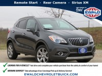 Certified, 2016 Buick Encore Convenience, Gray, 20B44A-1