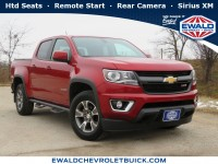 Used, 2016 Chevrolet Colorado 4WD Z71, Red, 20C329A-1