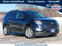 Used, 2016 Chevrolet Equinox LT, Blue, GP4927-1